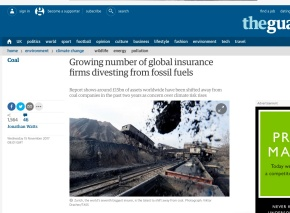 Divest from Coal